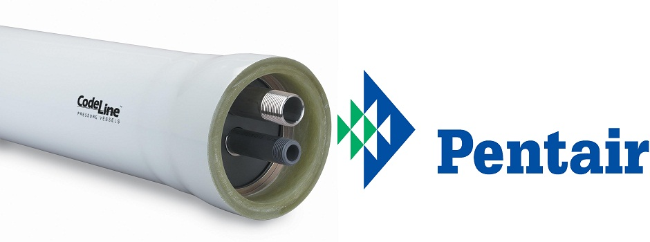 Codeline Housings Pressure Vessels Aqualine Filters Pentair Filmtec Membranes, Hydranautics Membranes Toray Ge Membranas